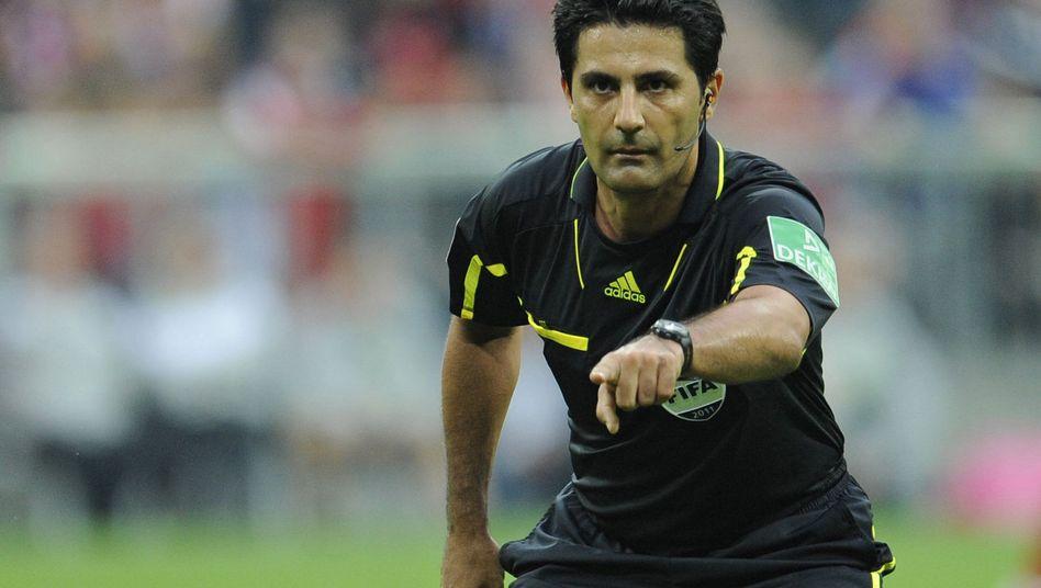 Schiedsrichter Rafati: Von Top-Liste gestrichen