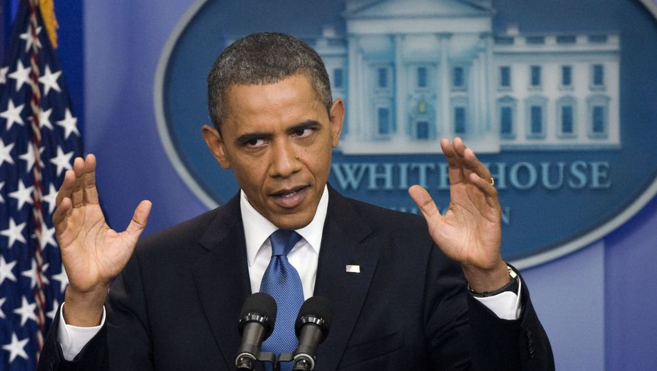 """Präsident Barack Obama: Kommentatoren sprechen von """"Staatsinfarkt"""""""