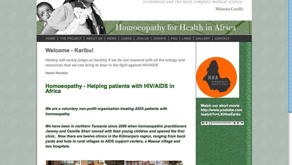 Aids in Afrika: Umstrittener Mediziner sammelt Spenden auf Ärzte-Seminar