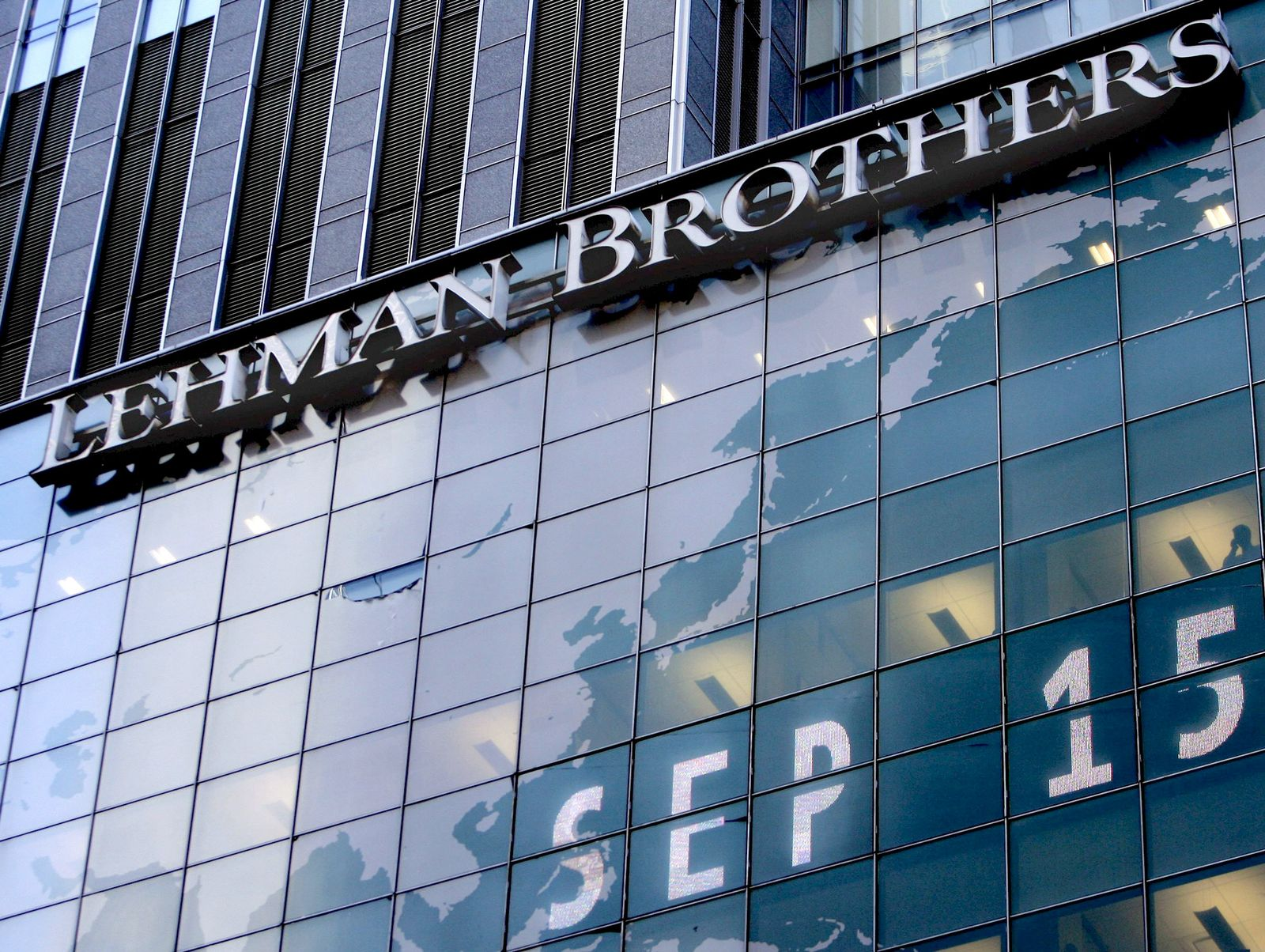 Lehman Brothers / 15 September
