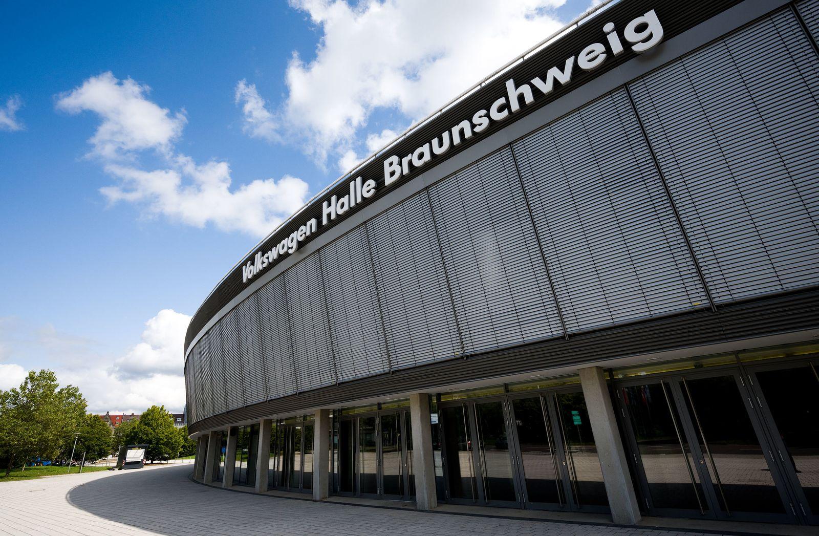 Volkswagen Halle Braunschweig
