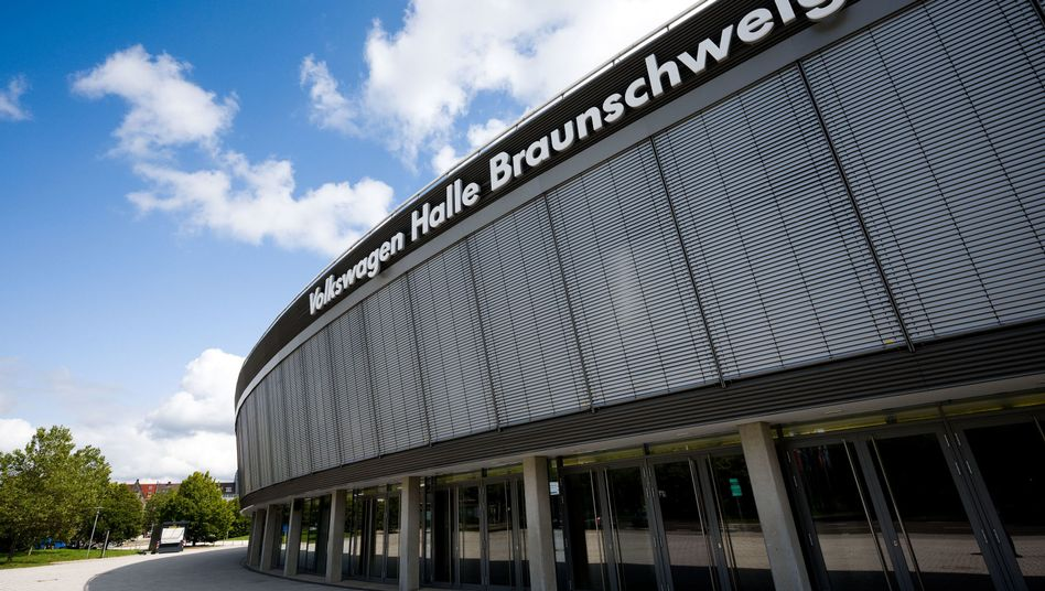 Volkswagen Halle in Braunschweig: Mit der AfD will der Sponsor nichts zu tun haben