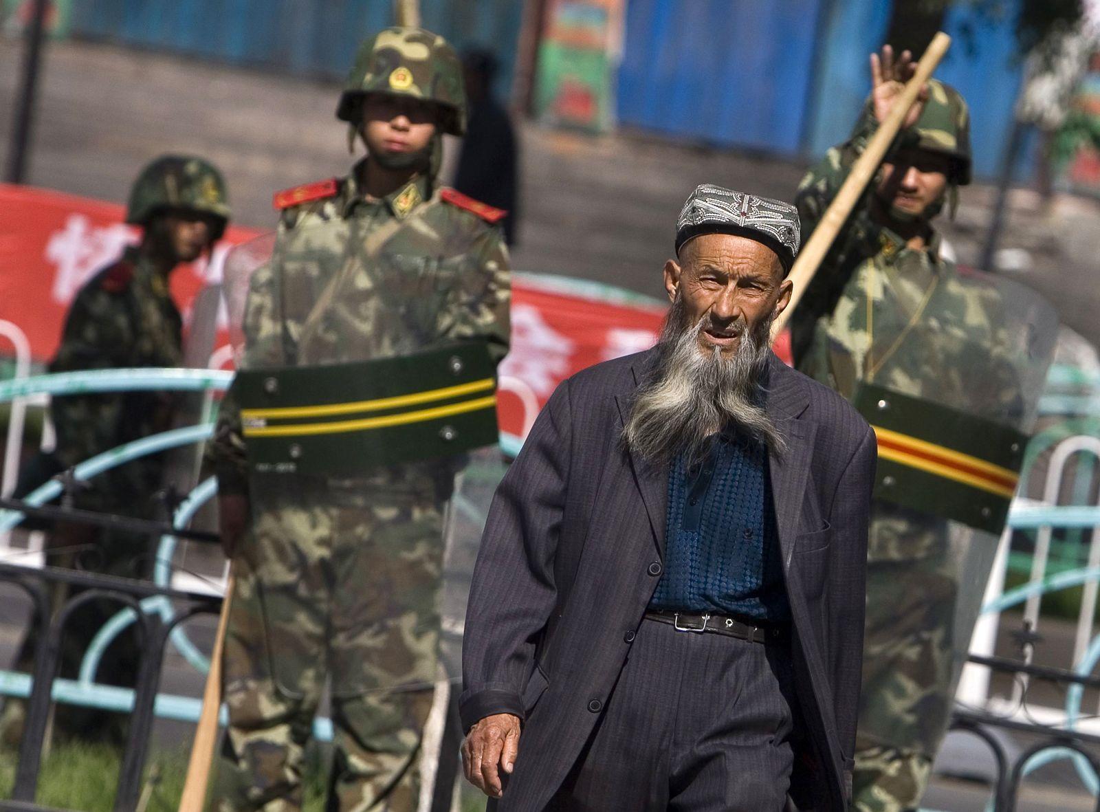 China / Uiguren