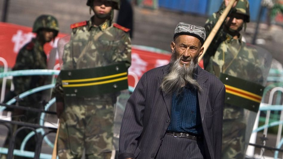 Uigur in Xinjiang (Archivbild)