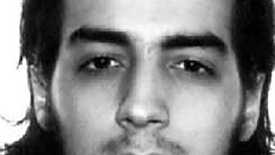 Terrorist Najim Laachraoui