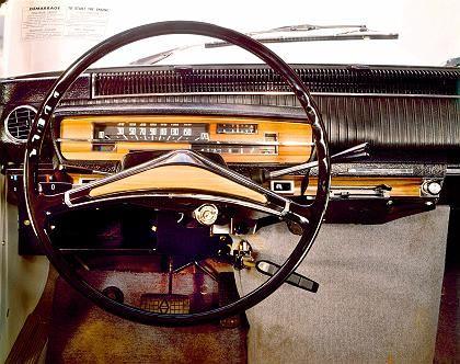 Cockpit: Spartanischer Leitstand