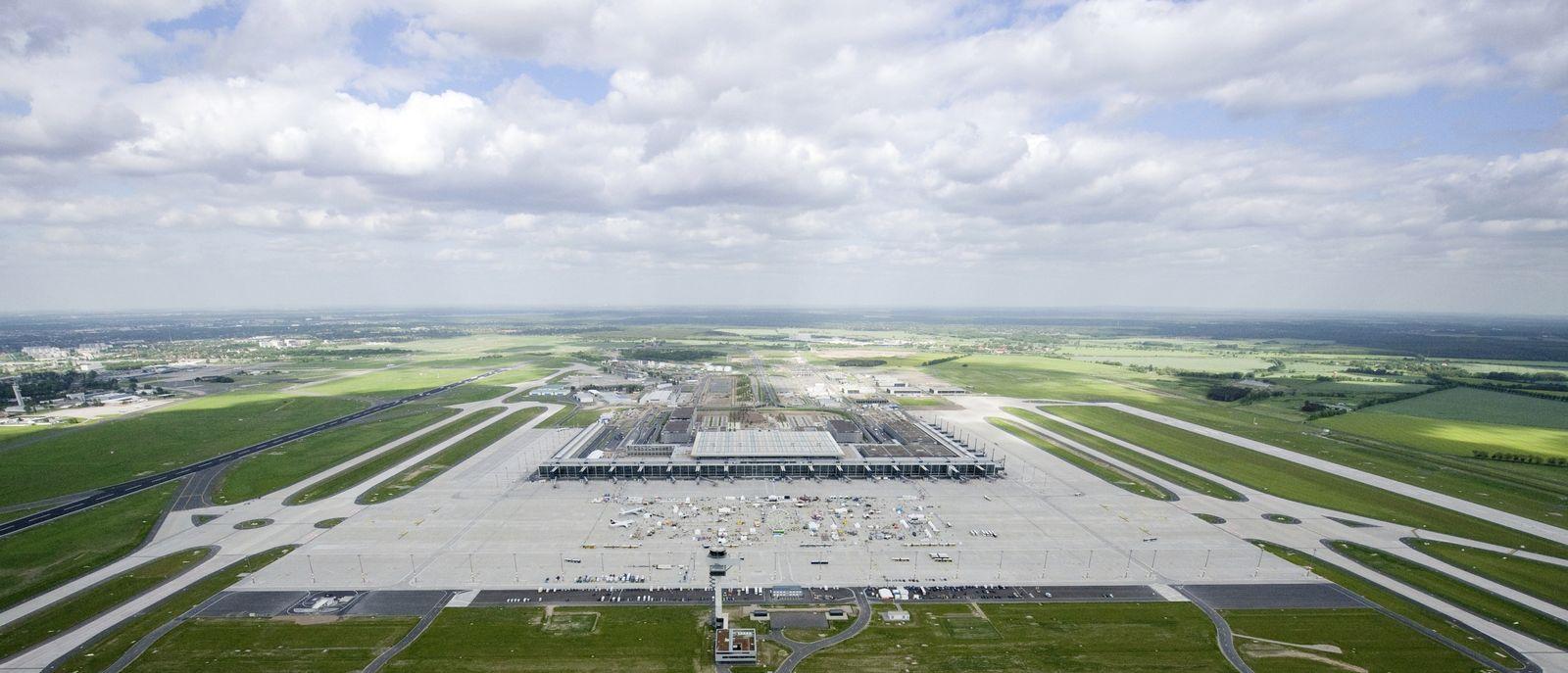 NICHT VERWENDEN Berlin / Flughafen XXL