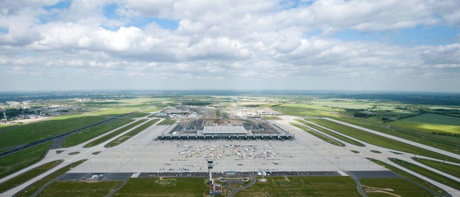 Flughafen Berlin-Brandenburg: Der neue Eröffnungstermin ist für den 17. März 2013 angesetzt