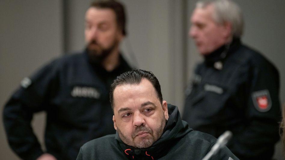 Niels Högel vor Gericht (Archivfoto)