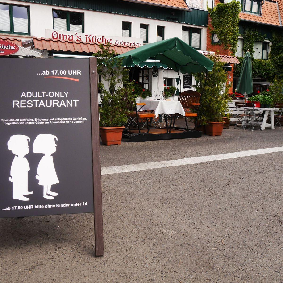 Rügen: In diesem Restaurant sind Kinder abends unerwünscht - DER