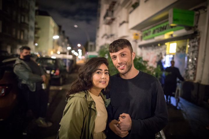 Murat, 27, und Selma, 33