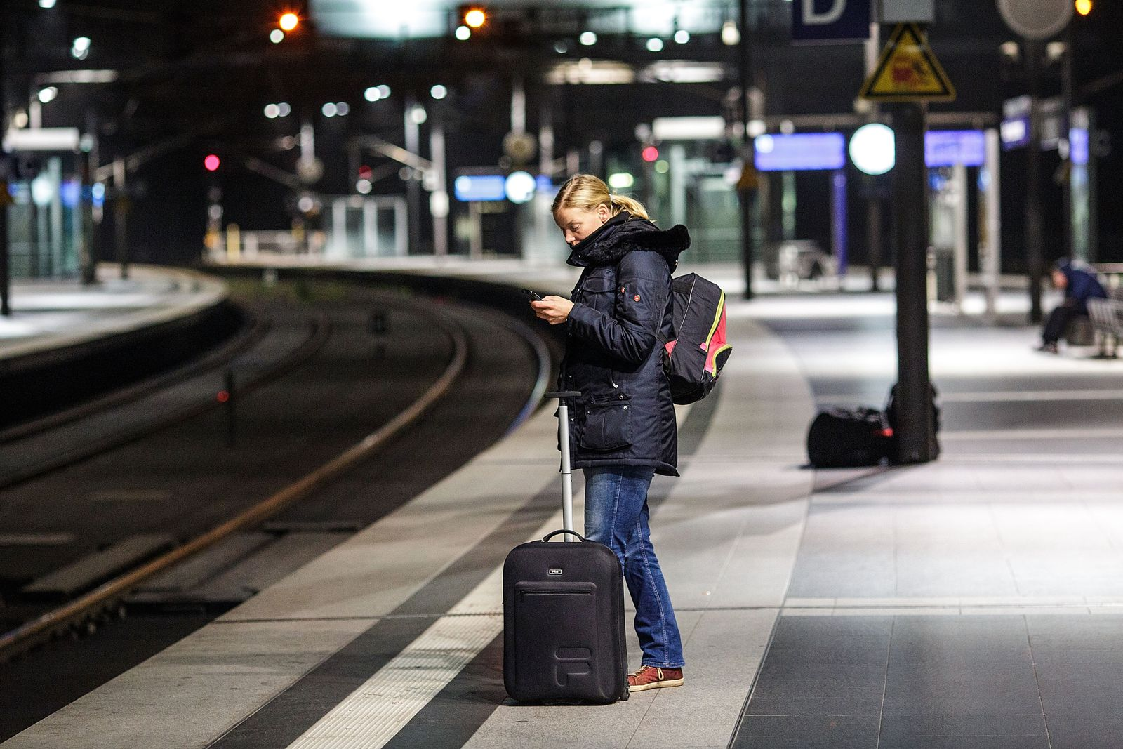 GDL / Streik / Bahn