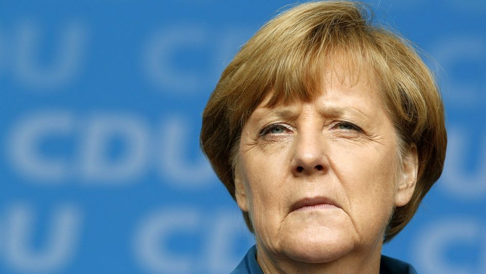 CDU-Chefin Angela Merkel