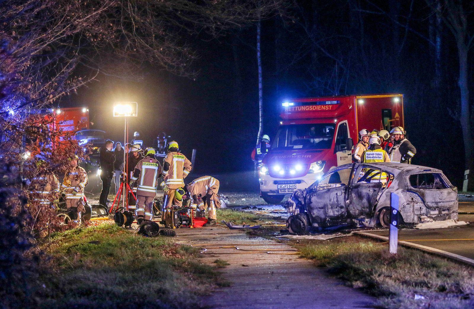 Unfall mit fünf Toten in Stolberg - Prozess beginnt