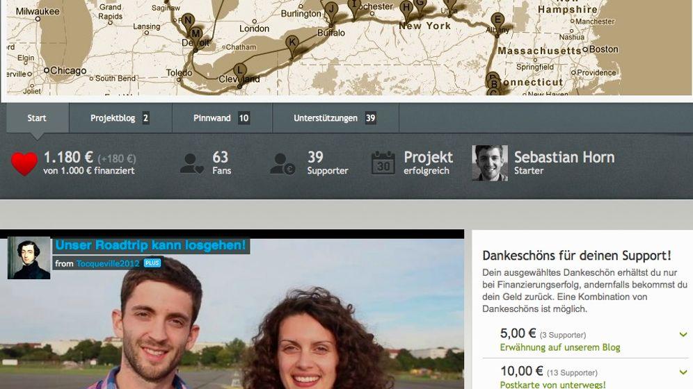 Crowdfunding: Erst das Geld, dann die Kultur