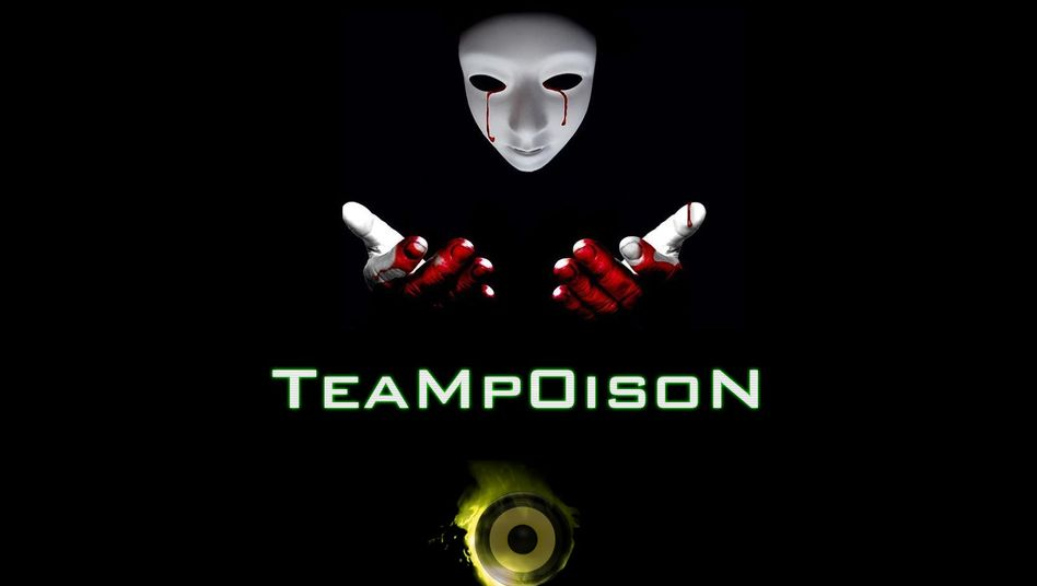 Täter-Gruppe TeaMp0isoN: Die Unbekannten brüsten sich mit dem Angriff auf Tony Blair