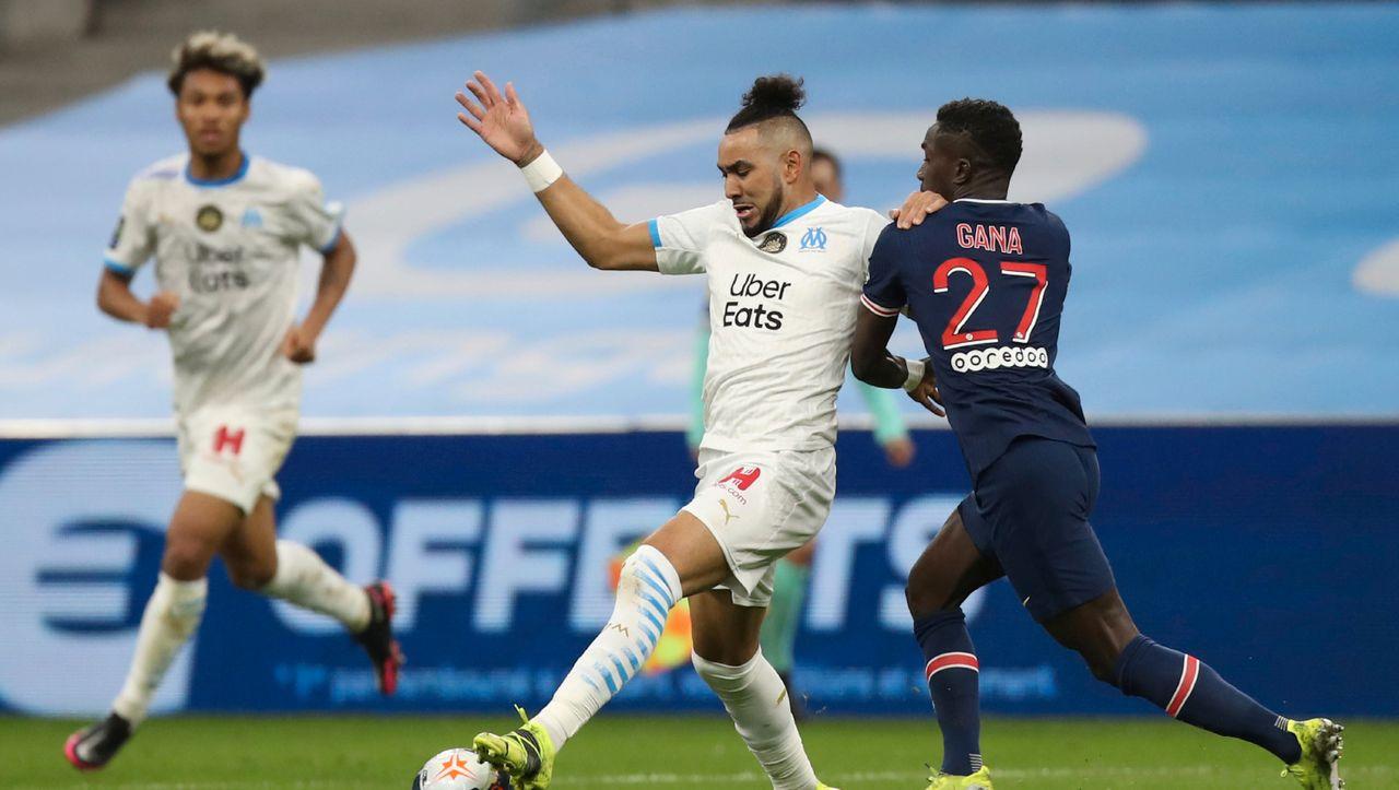 Niederlage gegen PSG, Rot für Payet: Es wird nicht besser für Marseille - DER SPIEGEL