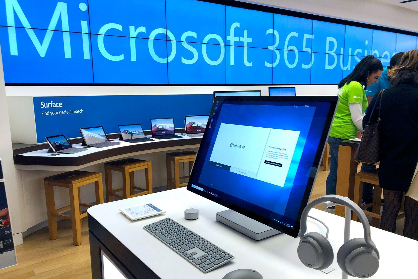 Microsoft-Store Closures