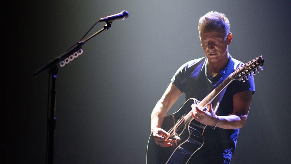 Rockmusiker Springsteen: