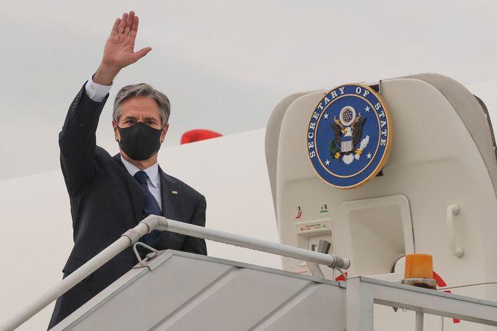 Antony Blinken, Außenminister der USA