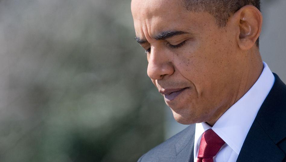 Barack Obama: Der US-Präsident hat im Nahen Osten bislang nichts erreicht