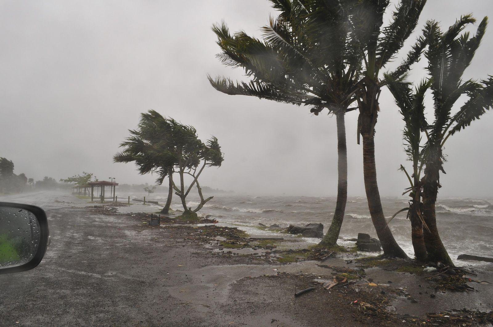 Fidschi/ Zyklon Evan