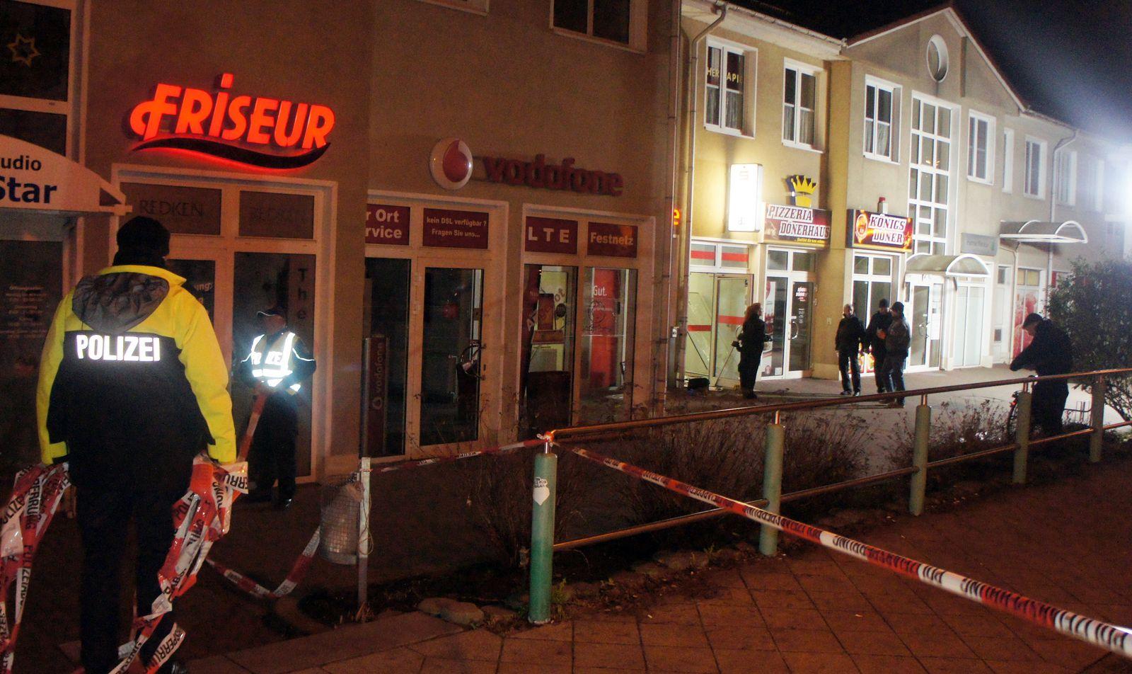 Schießerei in Magdeburg