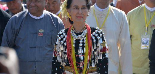 Myanmar: Aung San Suu Kyi erscheint erstmals nach Putsch vor Gericht