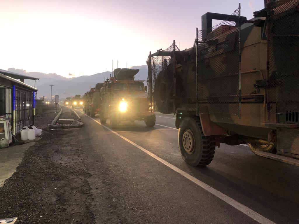 Türkei/ Syrein/ Grenze/ Kilis