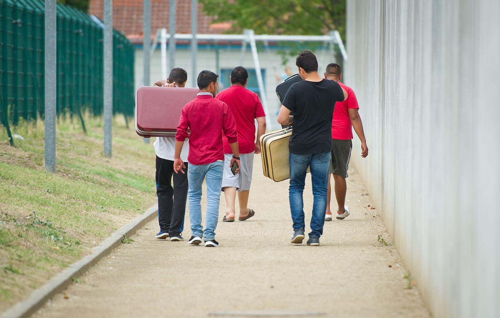 Flüchtlinge/ Erstaufnahmeeinrichtung