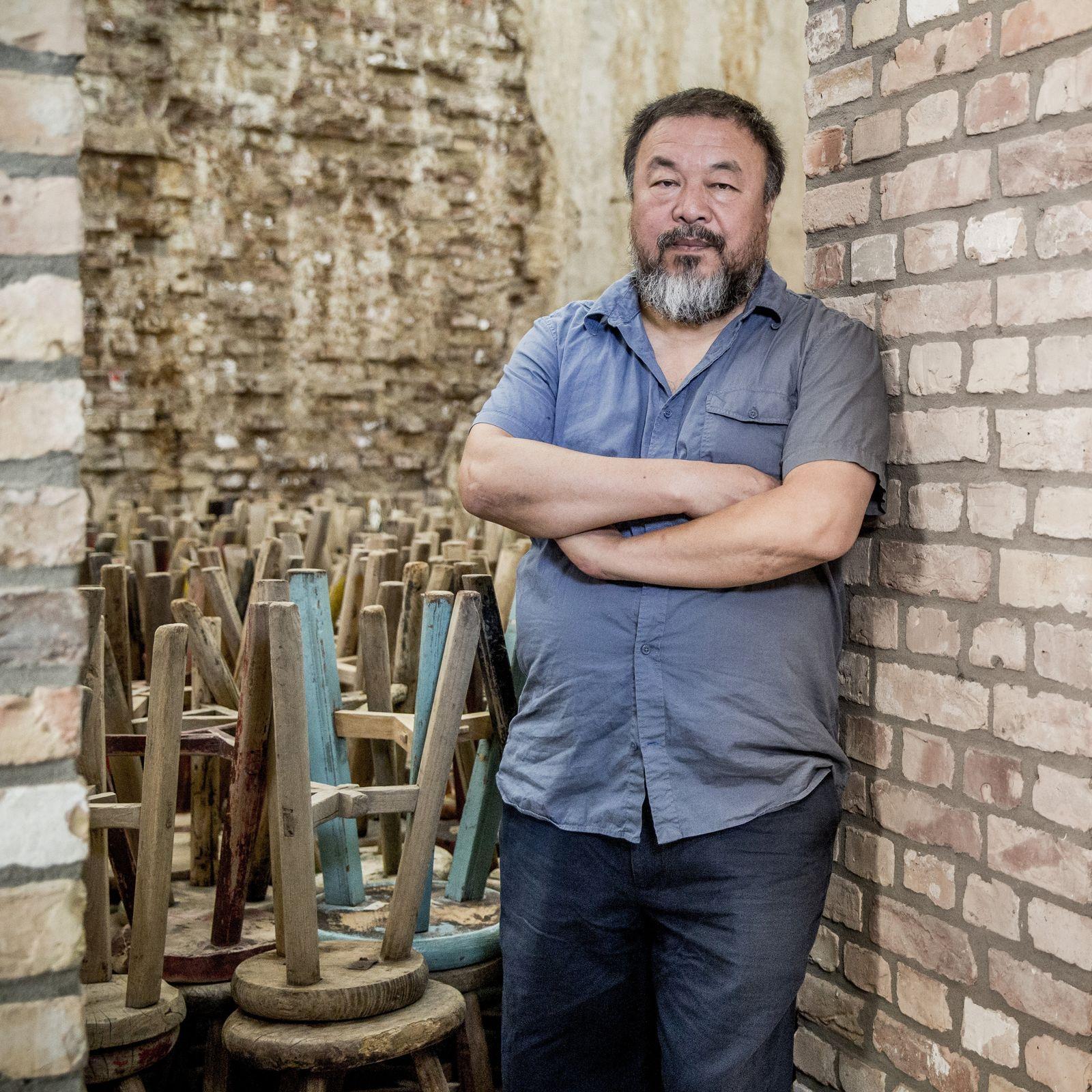 Ai Weiwei in Deutschland
