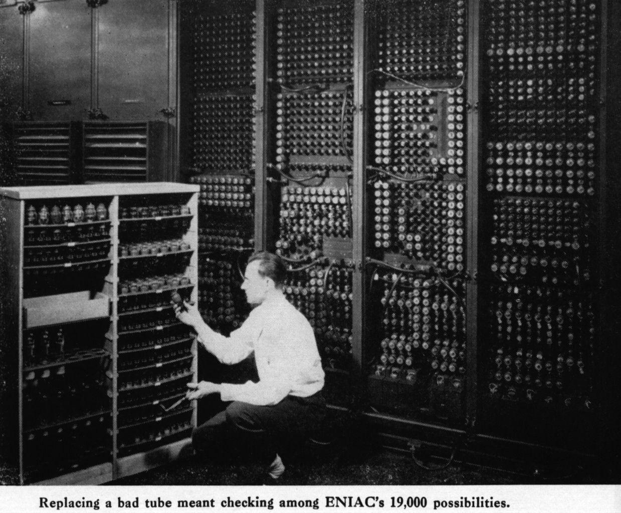 ENIAC / Grossrechner / Z1 #2