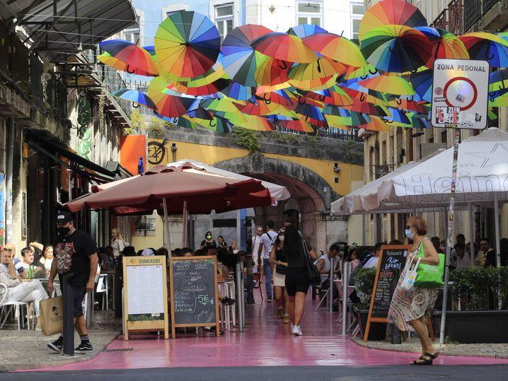 Lissabon wird wegen Ausbreitung der Delta-Variante abgeriegelt