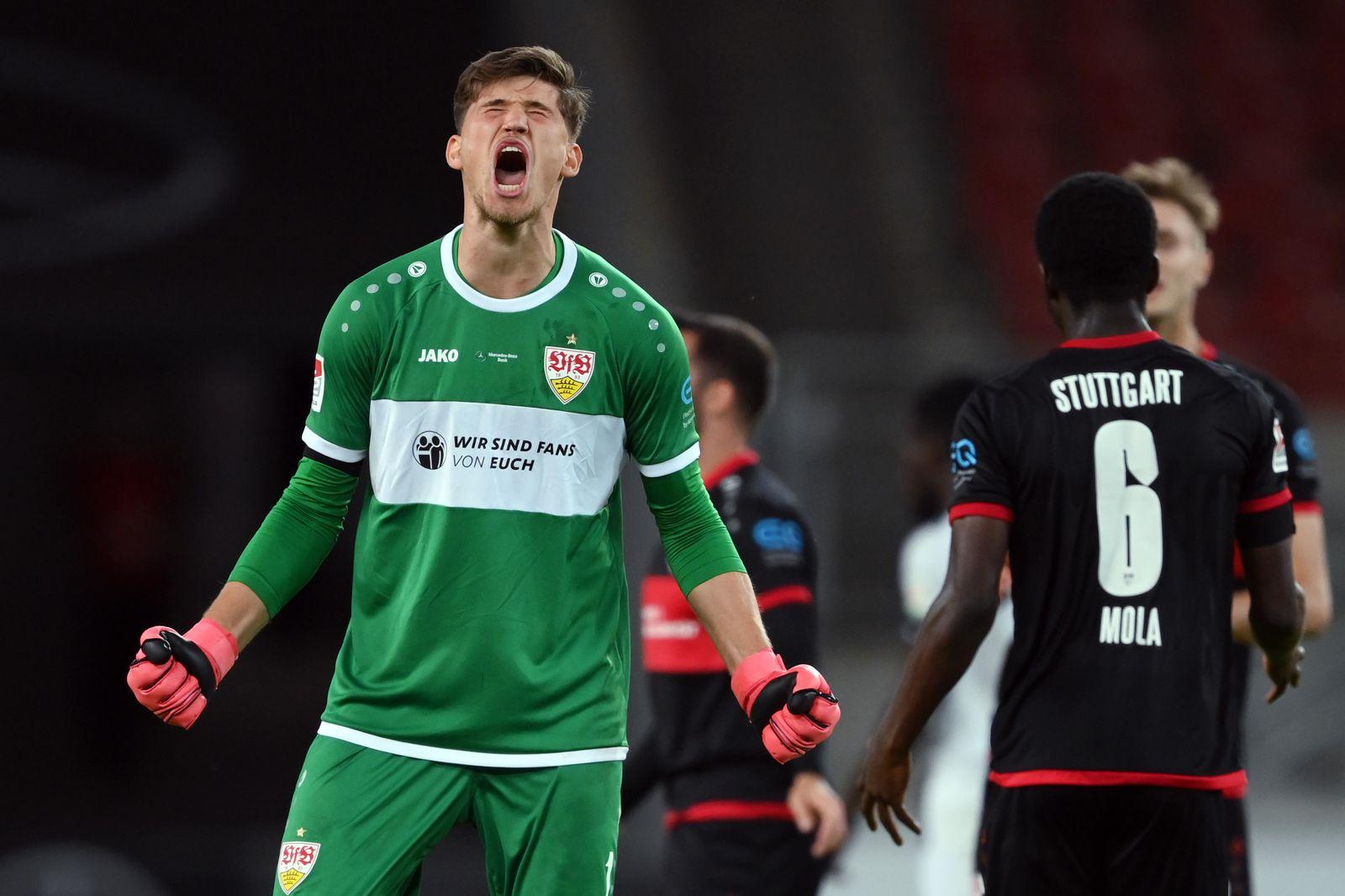 VfB Stuttgart v Hamburger SV - Second Bundesliga