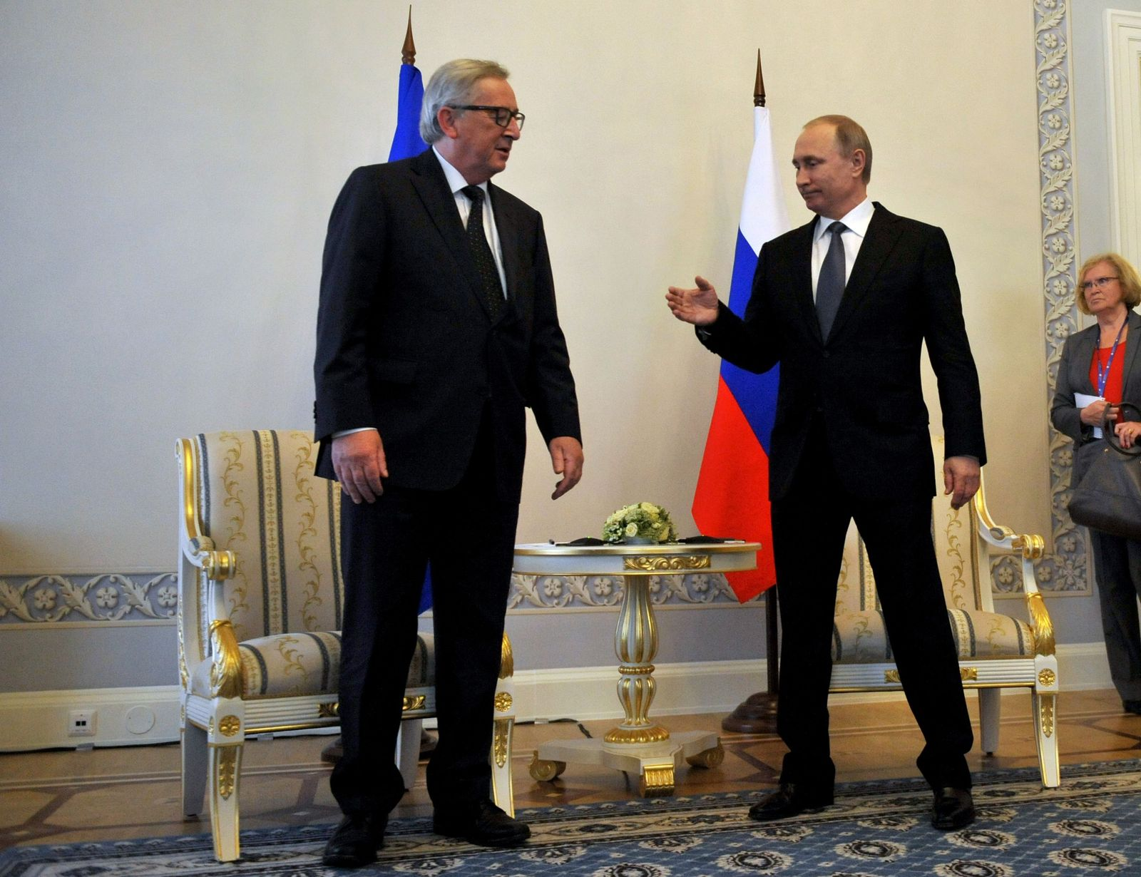 Juncker / Putin