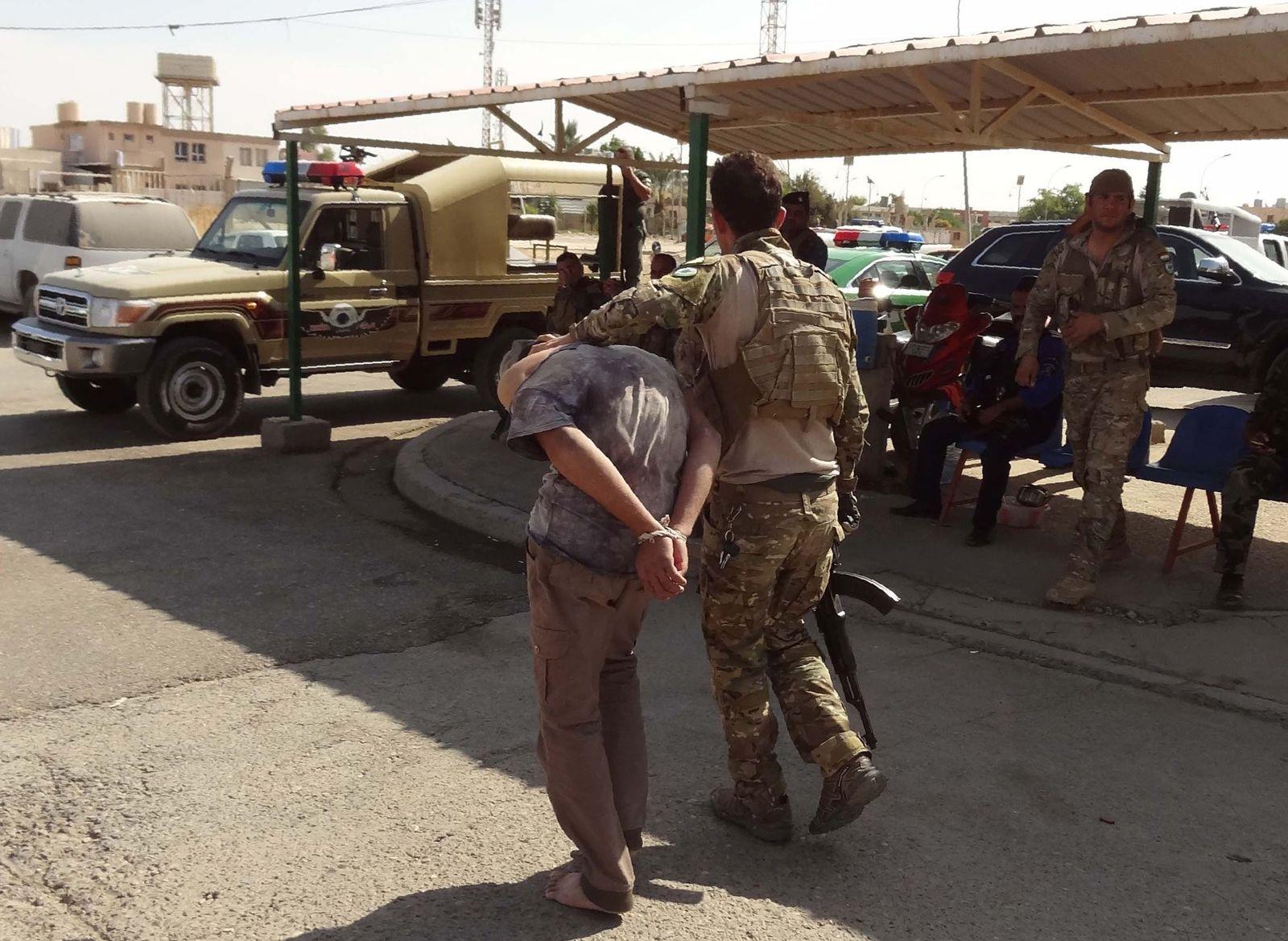 Irak/ IS