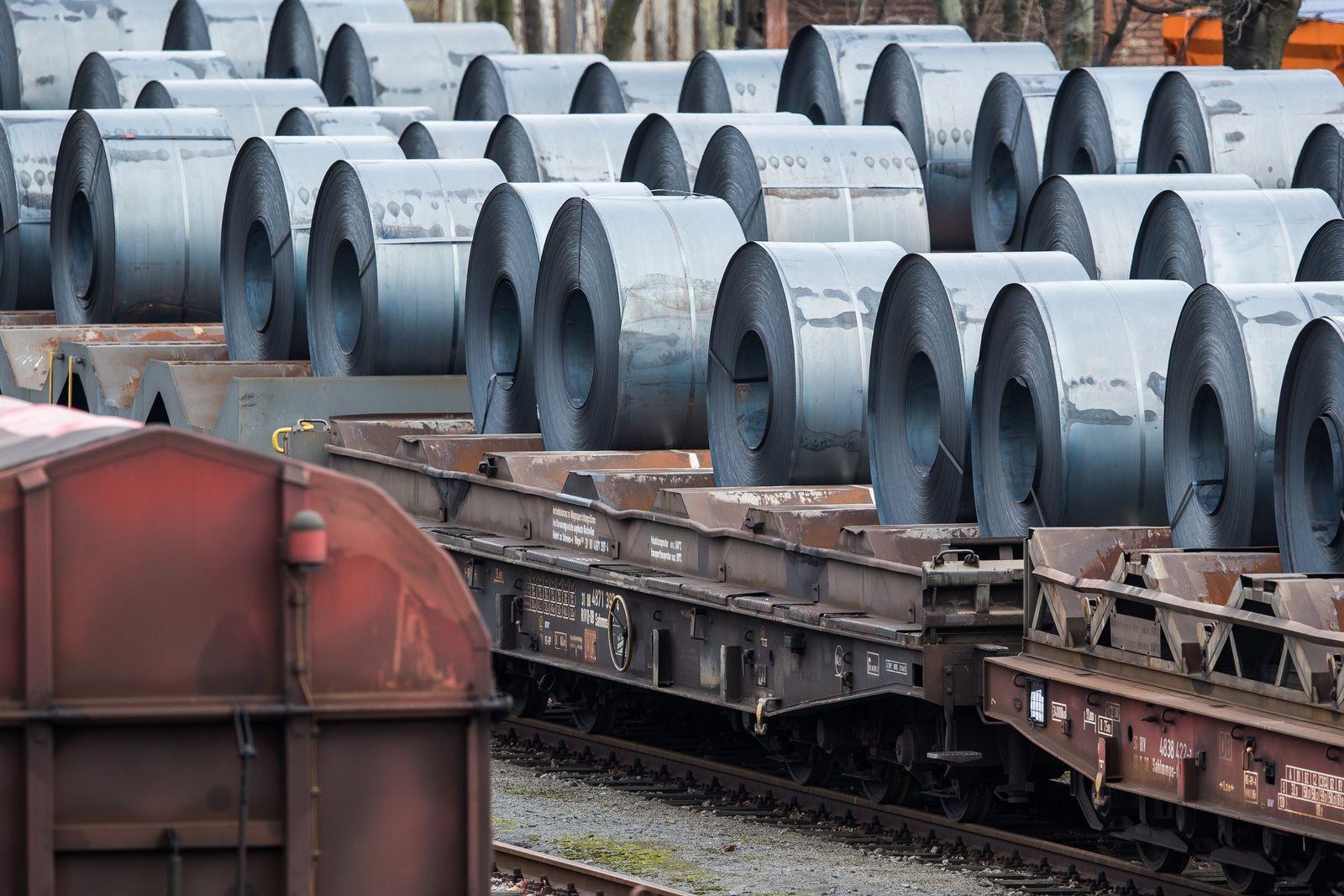 ThyssenKrupp Stahlwerk