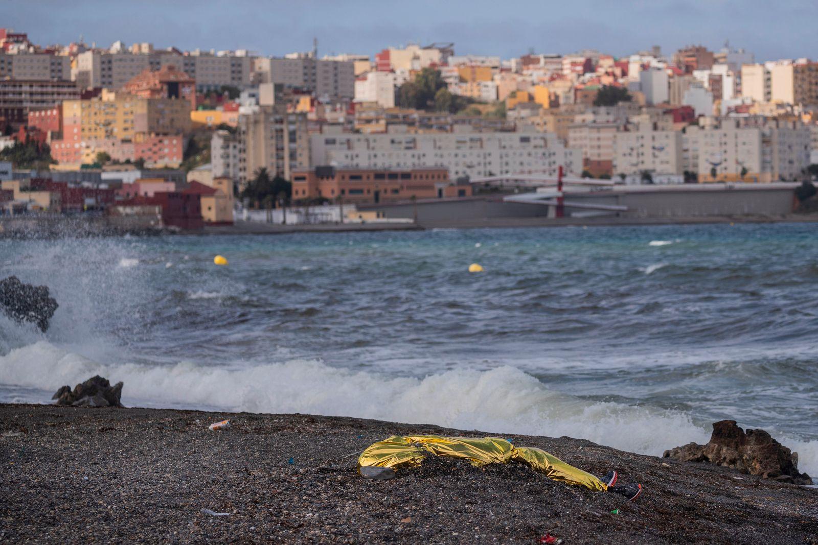 Migrants Europe Deaths