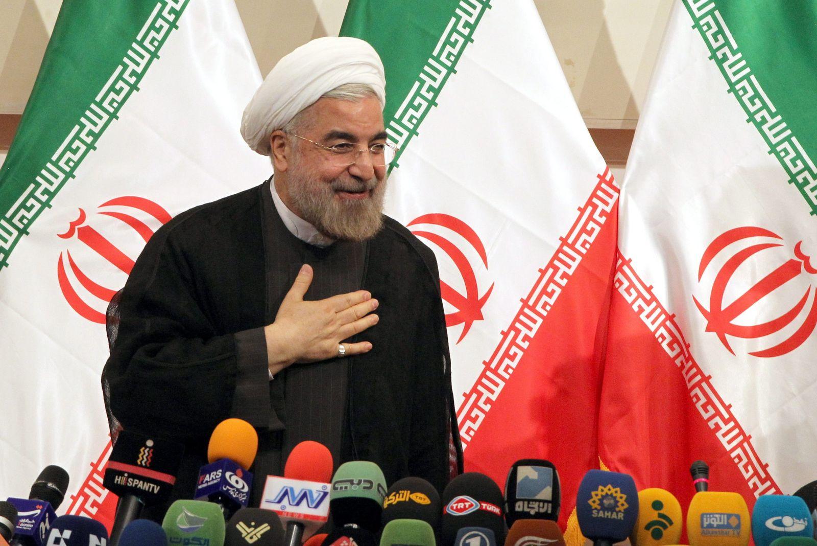 Hassan Rohani/ Iran