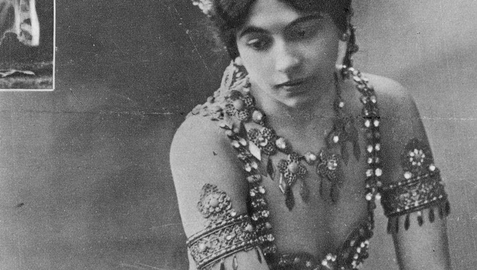 Berühmte Spionin und Tänzerin: Mata Hari