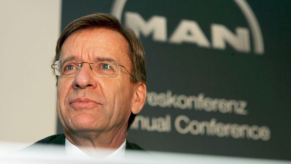 Hakan Samuelsson: Schwere Vorwürfe gegen den Ex-MAN-Chef