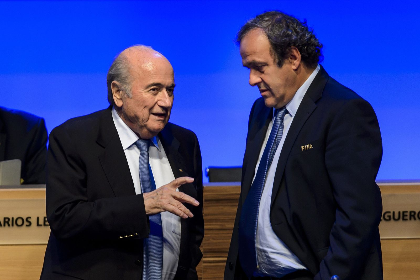 FBL-CORRUPTION-FIFA-UEFA-BLATTER-PLATINI-FILES