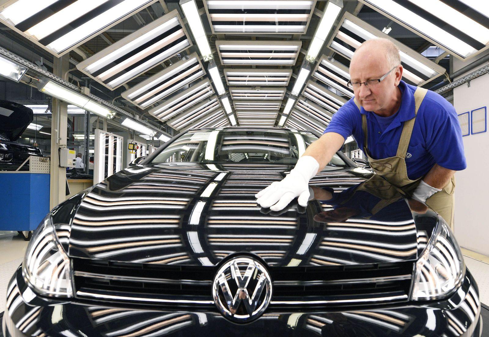 Germany Volkswagen Golf