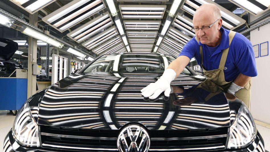 Golf-VII-Produktion in Zwickau: Rekordinvestitionen geplant