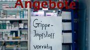 Grippesaison in Deutschland ausgefallen
