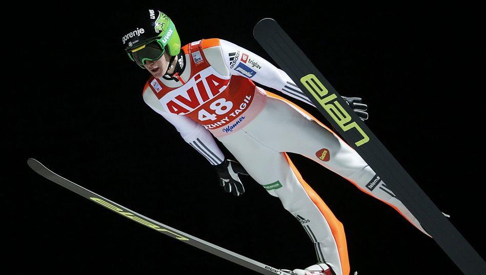 Skispringer Prevc: Neuer Weltcup-Führender