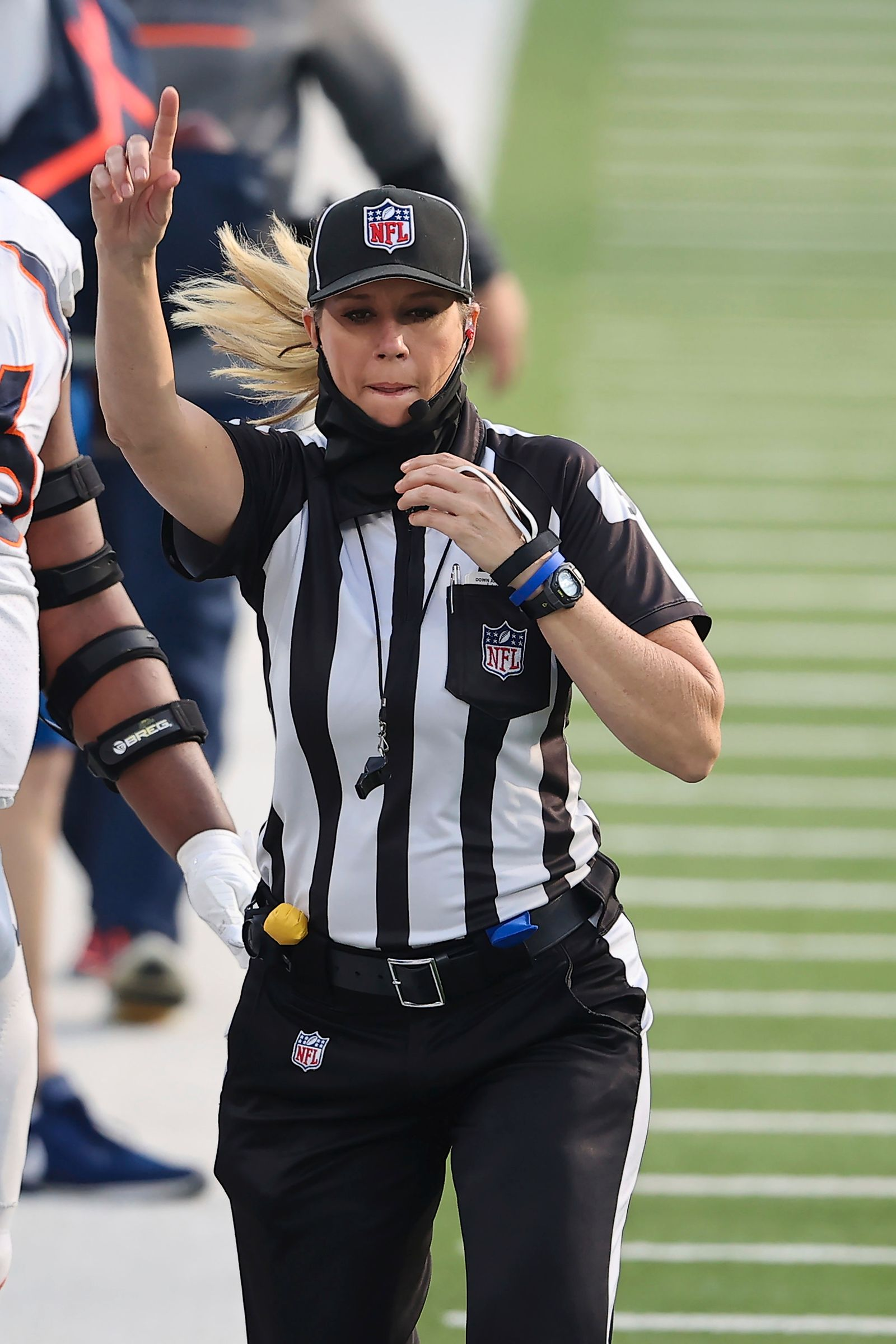 Super Bowl Officials Football