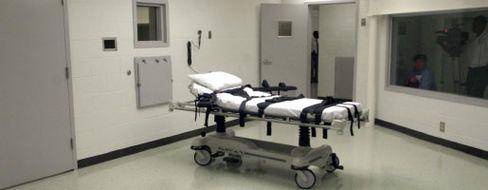 Hinrichtungskammer im US-Bundesstaat Alabama: Giftspritze ist zulässig