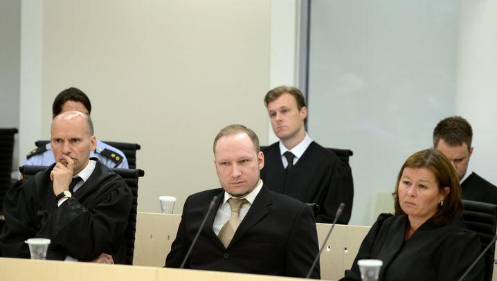 Anklage im Breivik-Prozess: Chronologie eines Massenmordes
