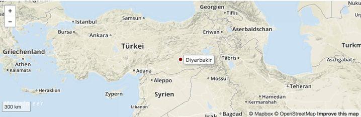 Türkisch-syrisches Grenzgebiet: Umkämpftes Land